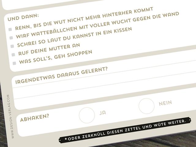 Design Verlag Block Detail Ausschnitt