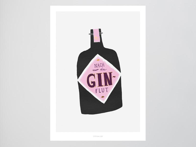 Nach Mir Die Gin Flut