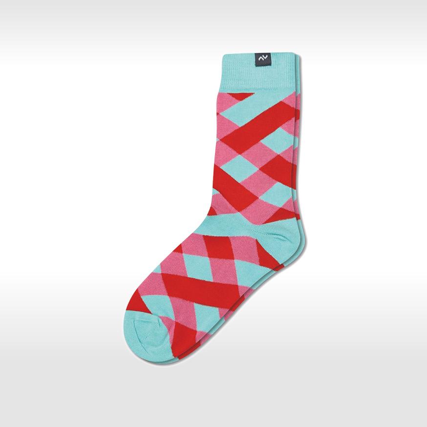 Bunte Socken Modisch 4