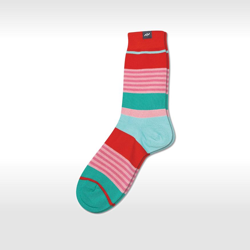 Bunte Socken Modisch 6