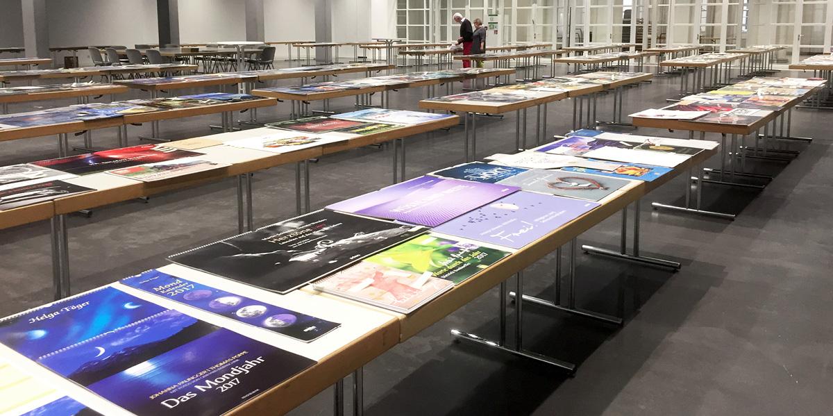 Kalender Verlagskalender Kaufkalender 2017 Gregor International Calendar Award