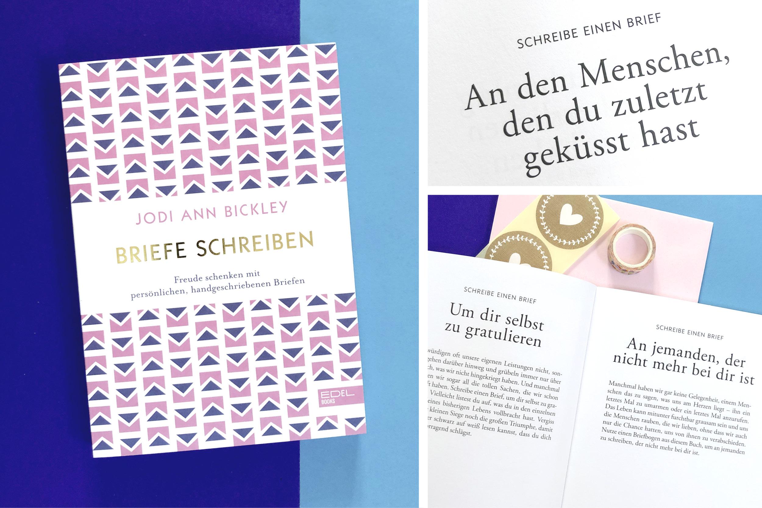 Briefe Schreiben Buch Edel Books